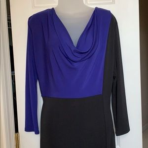 Narciso Rodriguez Color Block Dress.